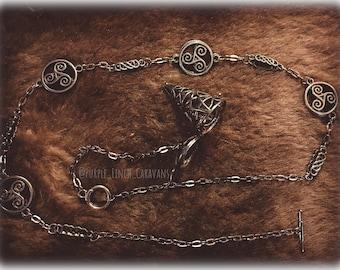 Bumi Pendulum - Divination Tool & Necklace
