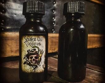 Snake Oil Conjures - High John The Conqueror Oil - Spell Vial