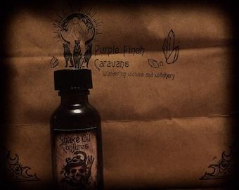 Snake Oil Conjures - Bay Rum - Spell Vial