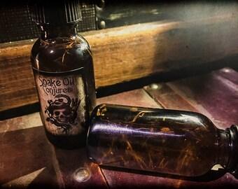 Snake Oil Conjures - Bend Over Oil - Spell Vial