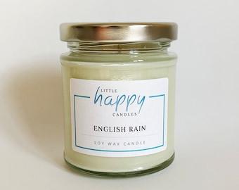 English Rain | Soy Wax Candle