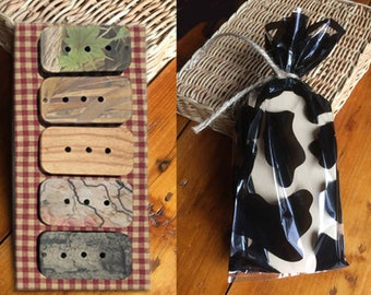 Camo Tin variety gift pack