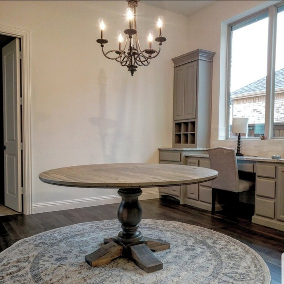 Restoration Hardware Inspired Monastery Dining Table