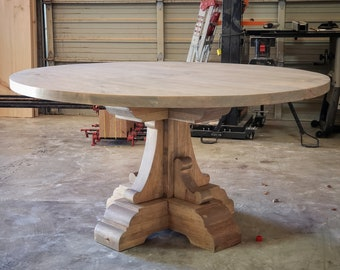 French Bastide Round Table