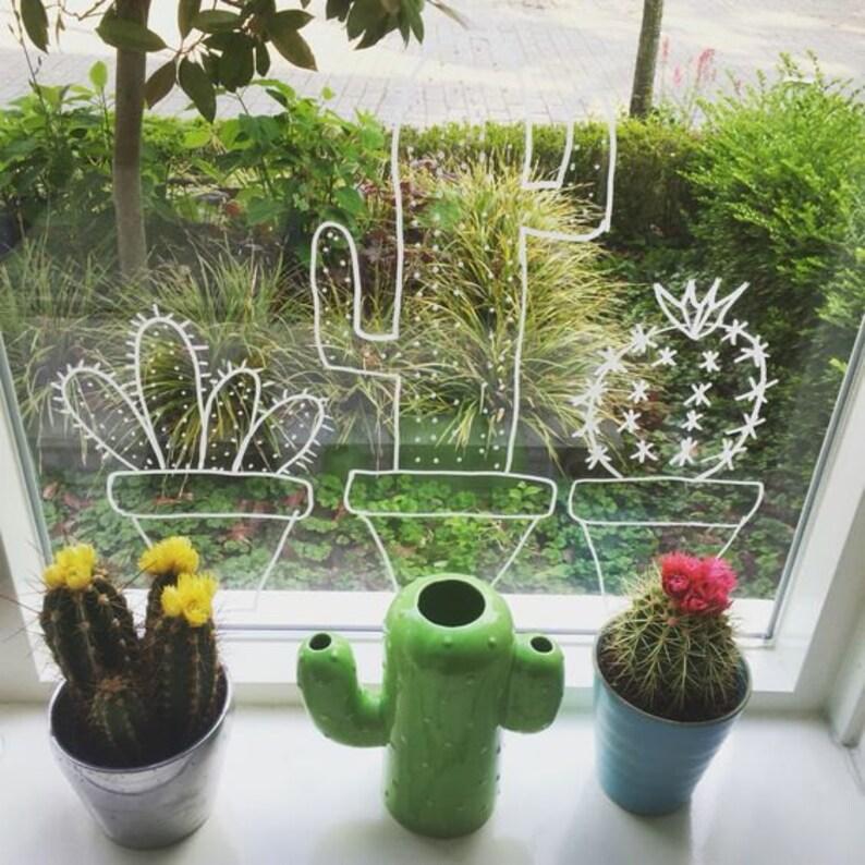 Windowdrawining cactus image 0