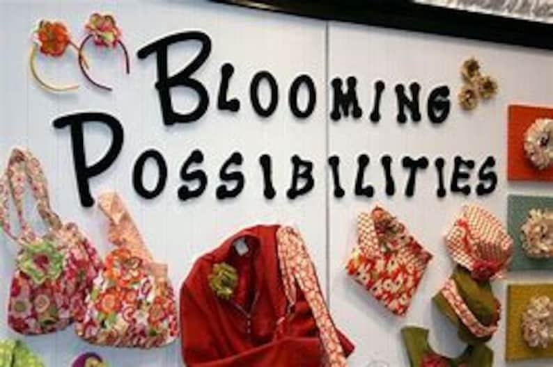 Blooming Possibilities Book by Abbey Lane Quilts