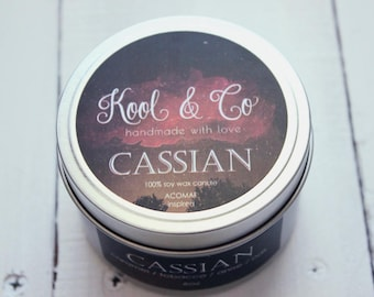 Cassian | ACOMAF Inspired Soy Candle