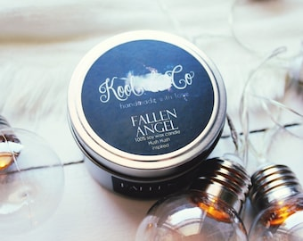 FALLEN ANGEL | Hush Hush Inspired Soy Candle