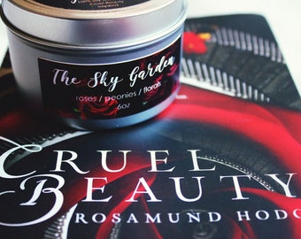 The Sky Garden | Cruel Beauty Inspired Soy Candle