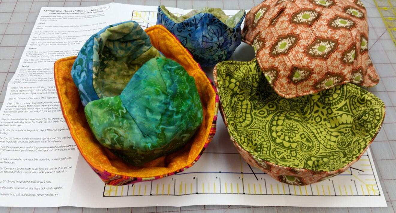 Microwave Bowl Pattern Amazing Ideas