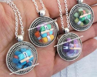 Crochet Knit Jewelry