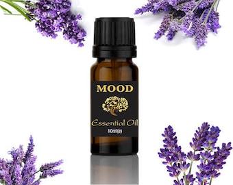 Lavender Essential Oil 10ml Aromatherapy Diffuser Burner Therapeutic Oils