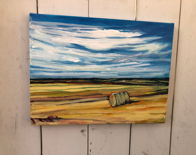 Original Landscape Painting - 12x16 inch - Beyond the Obvious