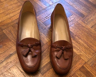 970857b1a9a Enzo Angiolini Leather Loafers