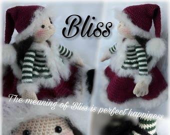 Bliss (PDF Crochet Pattern)