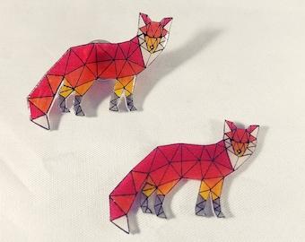 Fox Pins