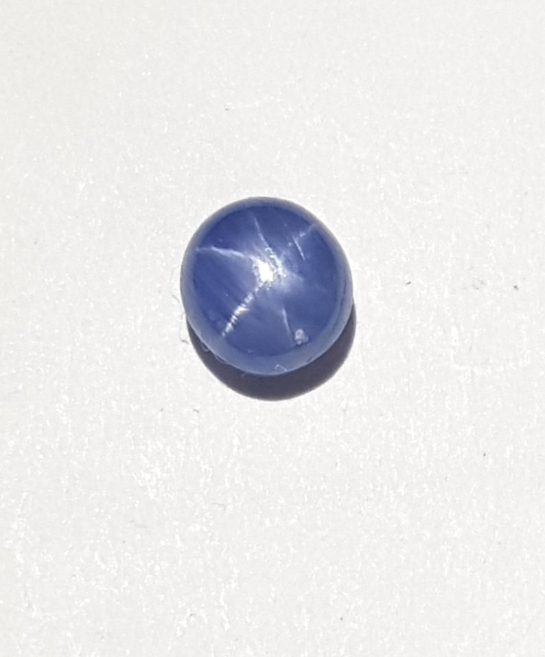 Natural 2.64ct blue Star Sapphire image 0