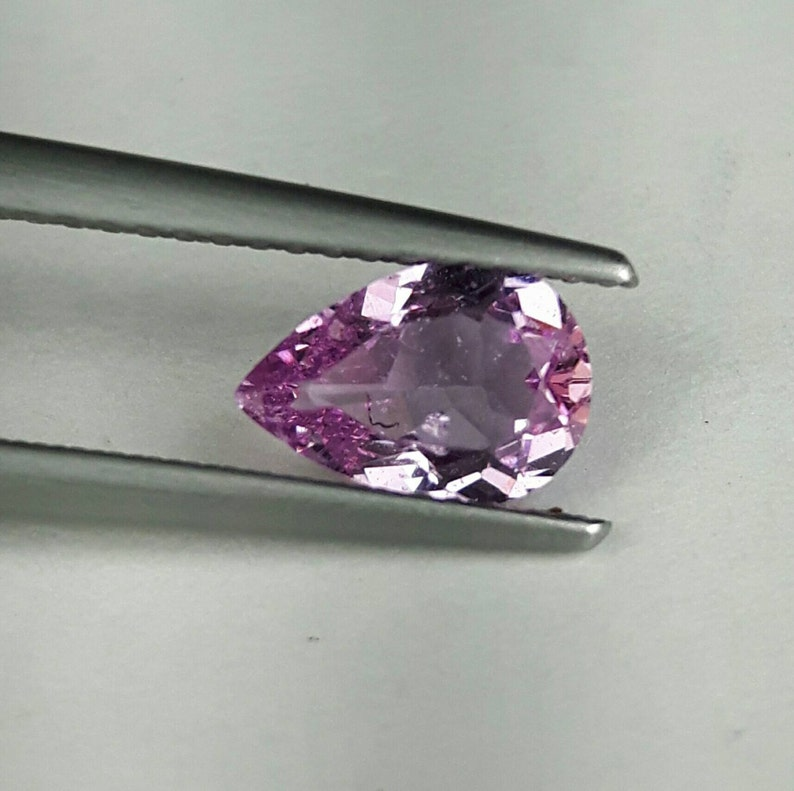 Natural 0.97ct pink Sapphire image 0