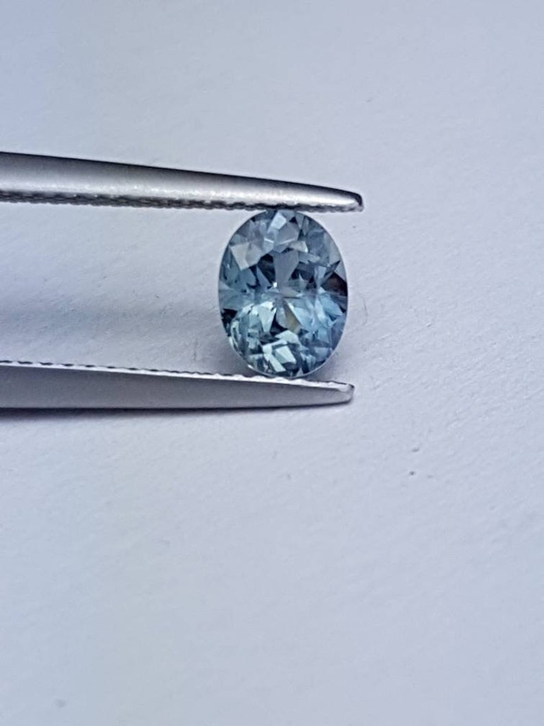 Natural 1.14ct green blue Sapphire image 0