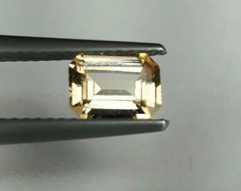 0.82ct Natural Imperial Topaz