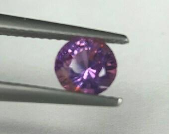 5.75mm natural pink Sapphire