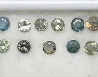 Natural Alexandrite 3mm