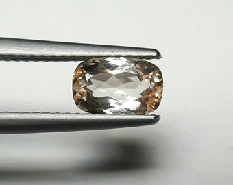 0.94ct natural Imperial Topaz