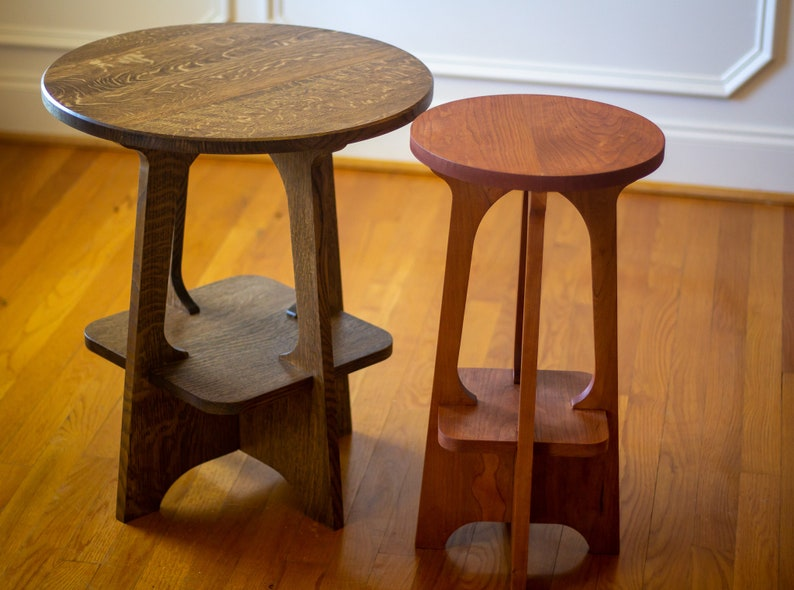 Craftsman/Mission Style Side Table image 6