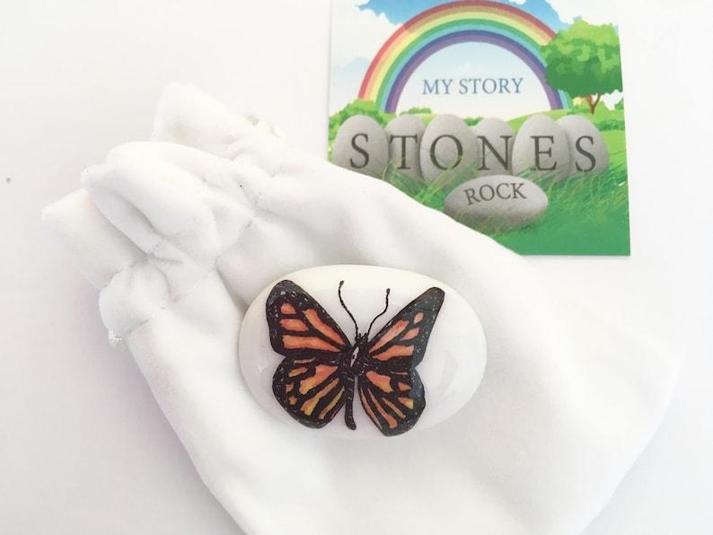 Butterfly, Friendship, Good Luck, Keepsake, Stone, Gift, Present, Momento,  Best Friend, Lucky Charm, Friend, Angel, Lost Love, Worry, Pebble