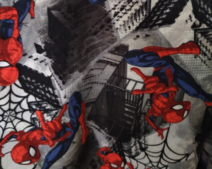 Spiderman Welding Cap