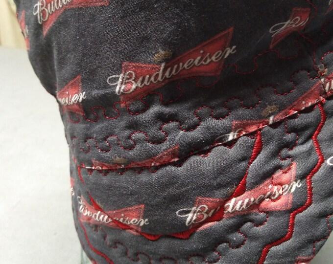 Budweiser  welding cap