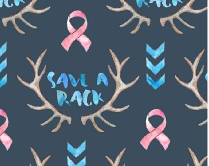 Breast Cancer Awareness welding cap save a rack