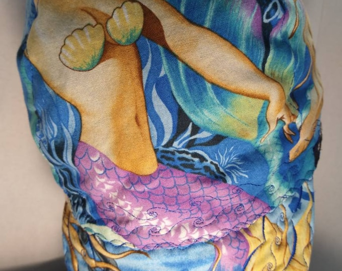 Sea Sirens (Mermaids)Welding cap