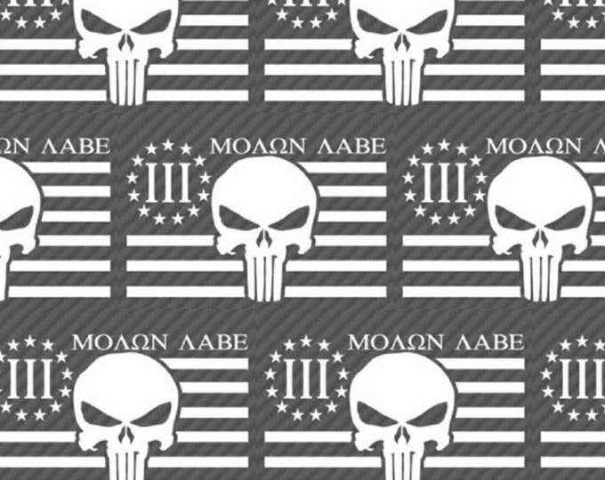 MOLON LABE - welding cap exclusive design