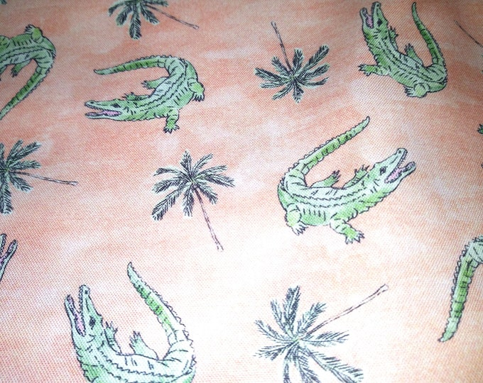 Alligators and Palms welding cap