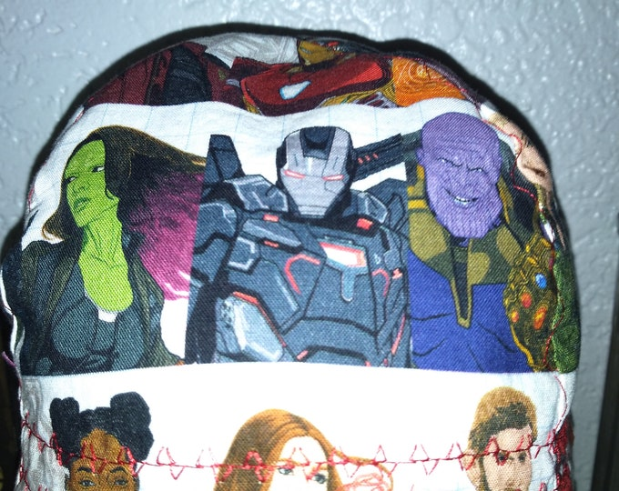 Avengers line up welding cap