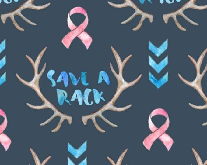 Save a Rack Breast Cancer Awareness Welding Cap