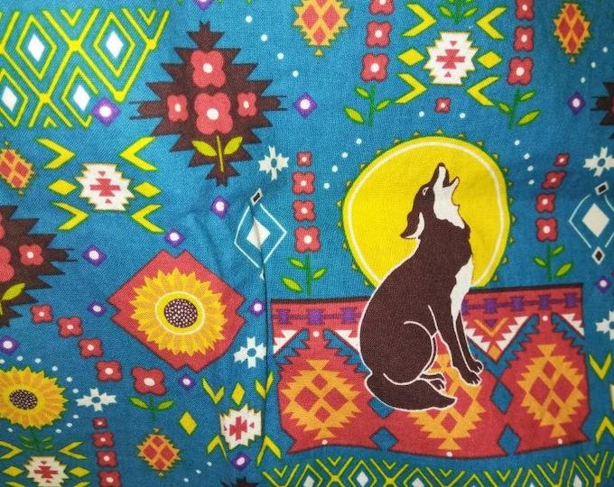 Southwestern Tex Mex coyote do rag