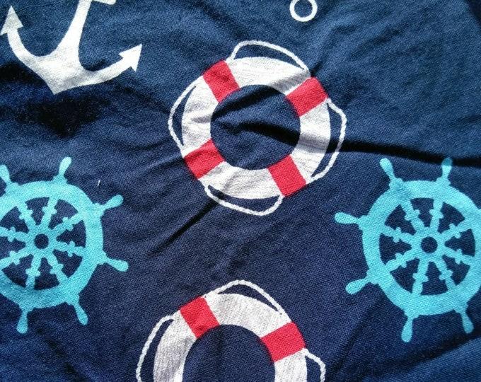 Anchors away nautical welding cap