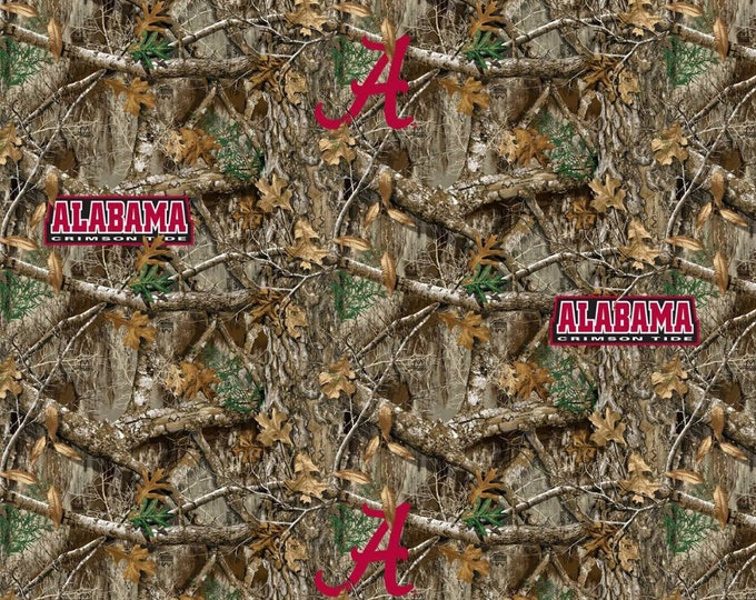 Alabama Camo welding cap