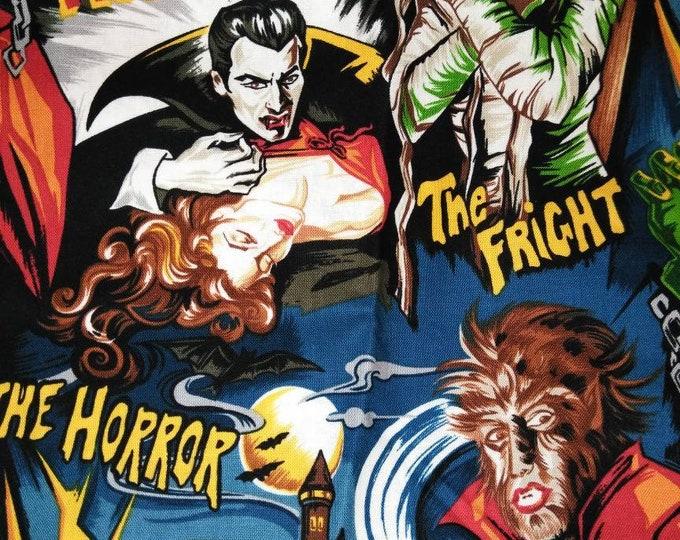 Movie Monsters Dracula  Welding Cap