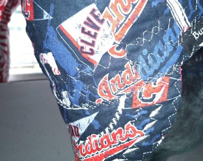 Cleveland Indians welding cap