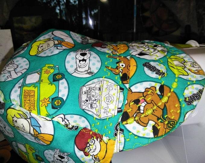 Scooby-Doo welding cap