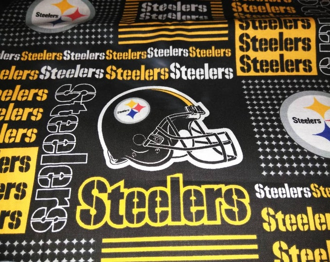 Steelers welding cap