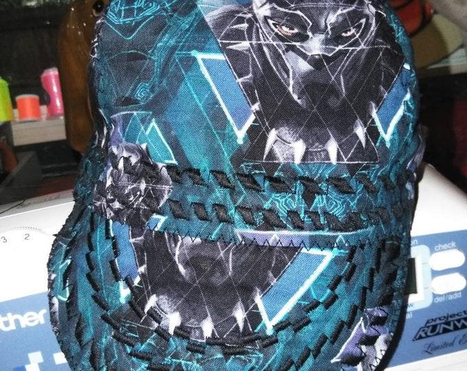 Welding Cap Marvel Avengers Black Panther