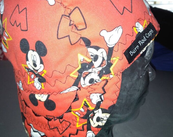 Mickey Mouse welding cap