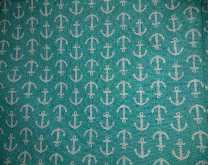 Aqua Anchors Do-Rag