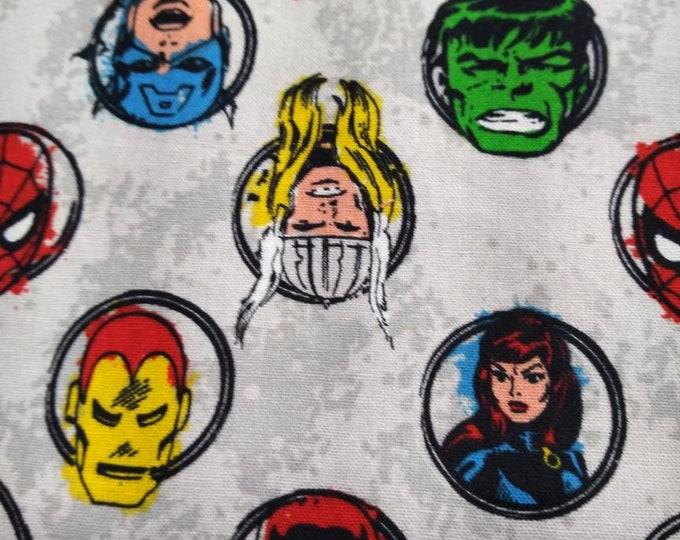 Marvel Badges welding cap