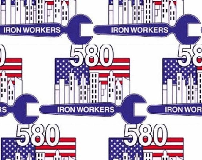 580 Ironworkers Welding Cap - exclusive deigns