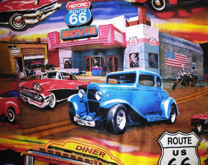 Hot Rods and Route 66 Welding cap